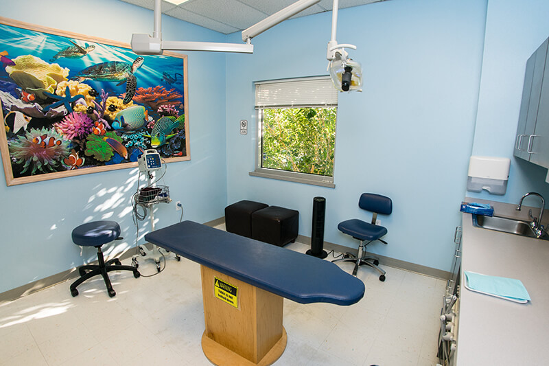 Exam Room for Kennedy Dental Care Calallen Office