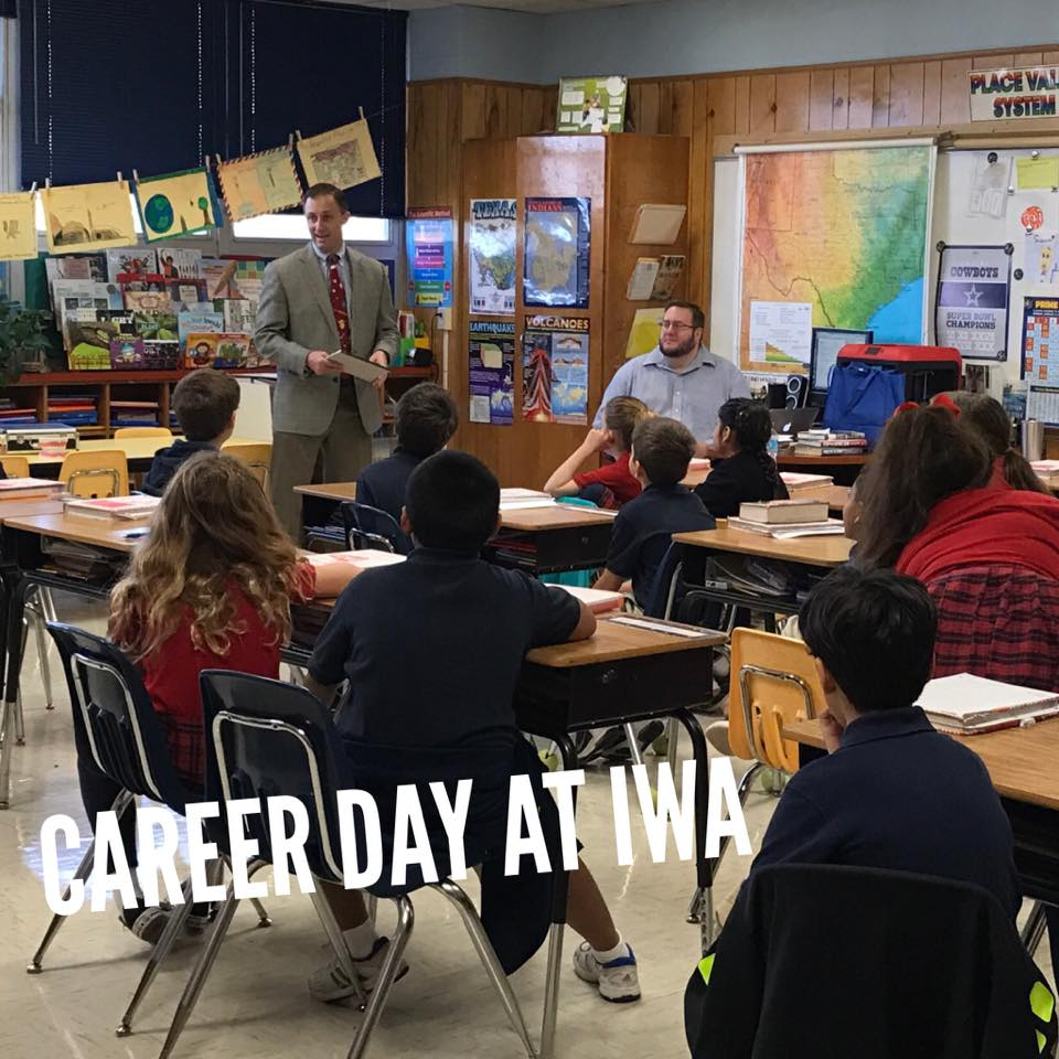 Career day at Kennedy Dental Care