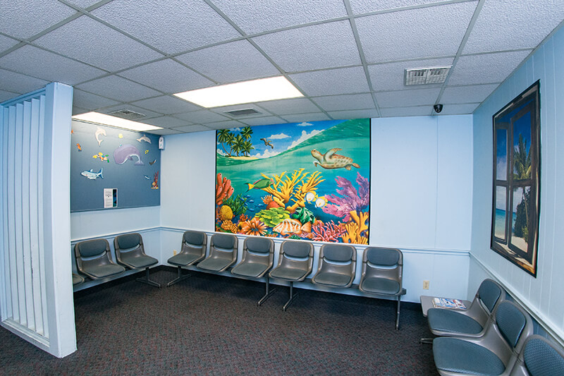 More Seating for Kennedy Dental Care Alameda Office