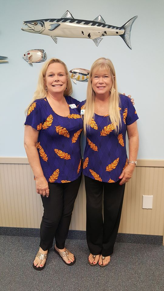 Twin Day at Kennedy Dental Care